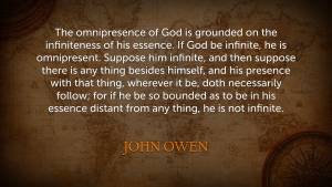 Owens on Omnipresence