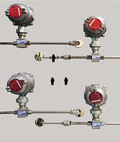 Flow Transmitter Assembly