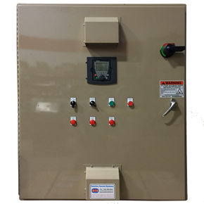 VFD Panel with Bypass