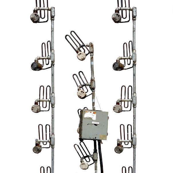 Pulley Cleaner Heaters