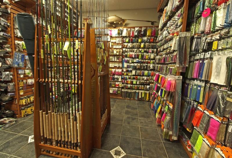 HLS & TFC Inside Store Photo.