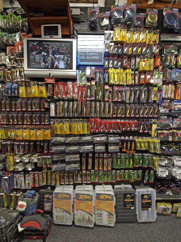 HLS - Inside Store Random Product Pictures - Jerk Baits.