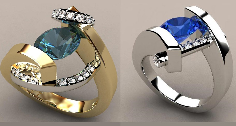 Gorgeous Designer Rings
