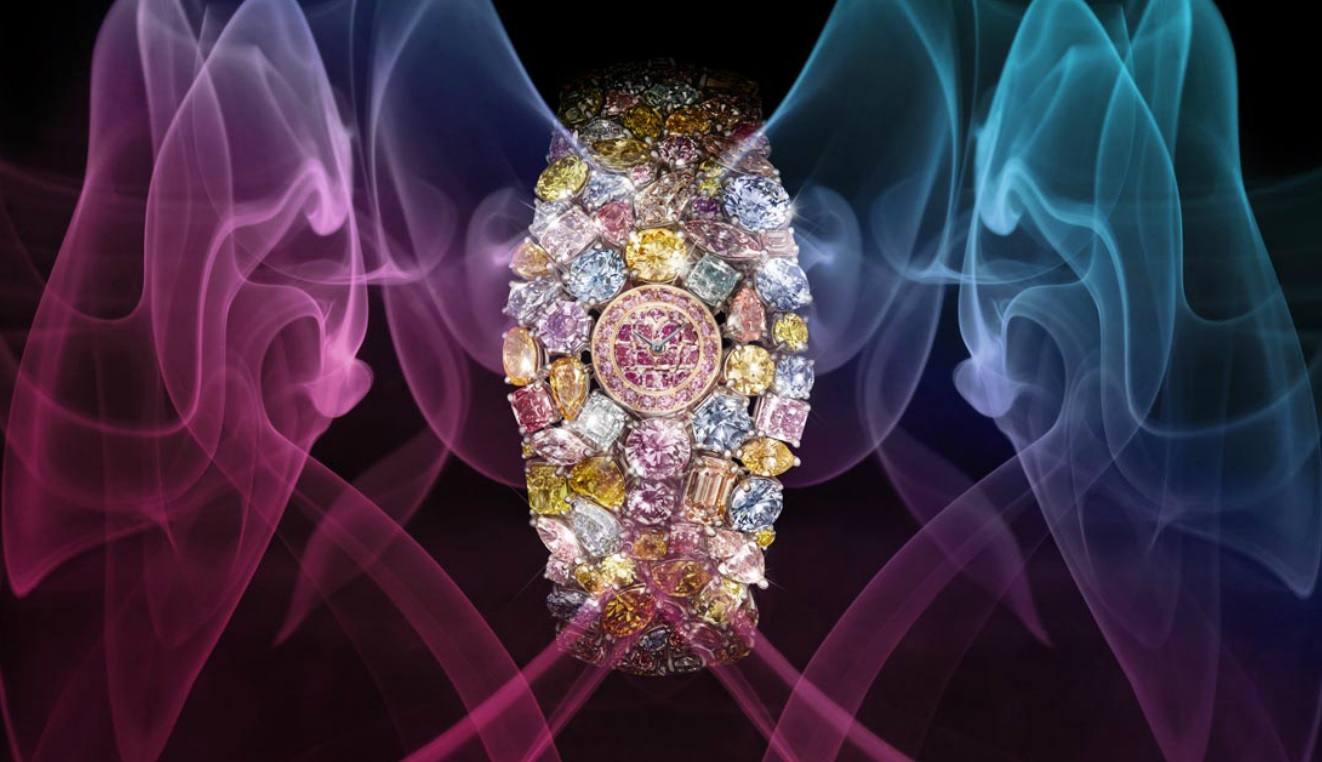 Gorgeous Graff Diamonds Watch
