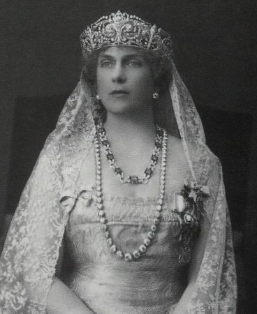 Princess Victoria Eugenie Julia Ena of Battenberg (known as Ena) was born on October 24, 1887 at Balmoral Castle in Scotland, the only daughter of Prince Henry of Battenberg and Princess Beatrice of the United Kingdom, the youngest daughter of Queen Victoria.