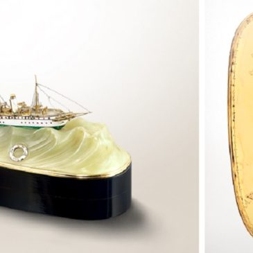 Varuna Boat, Van Cleef & Arpels' collection, circa 1907