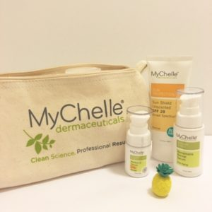 MyChelle Beauty Key 3