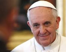 Women should be honoured, and also be considered for leadership roles in the Vatican: Pope