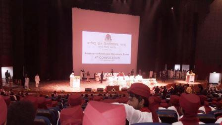 Convocation day: a mixture of happiness and sorrow