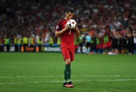Ronaldo is the flavour of Day 2