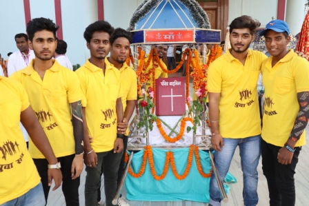 To know the Bible is to know Jesus: Bible Mahotsav 2018