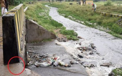 The rising menace of open drainage