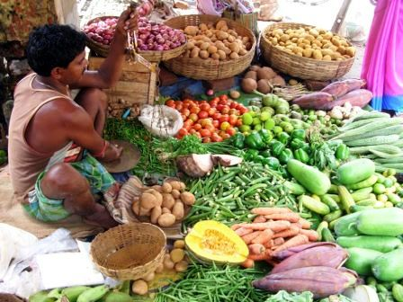 Hike in Vegetables price in Patna