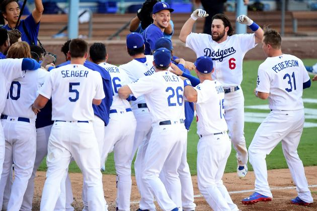 Dodgers Clinch