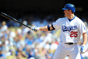 Jim Thome as a Dodger
