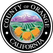 County Orange Seal Large