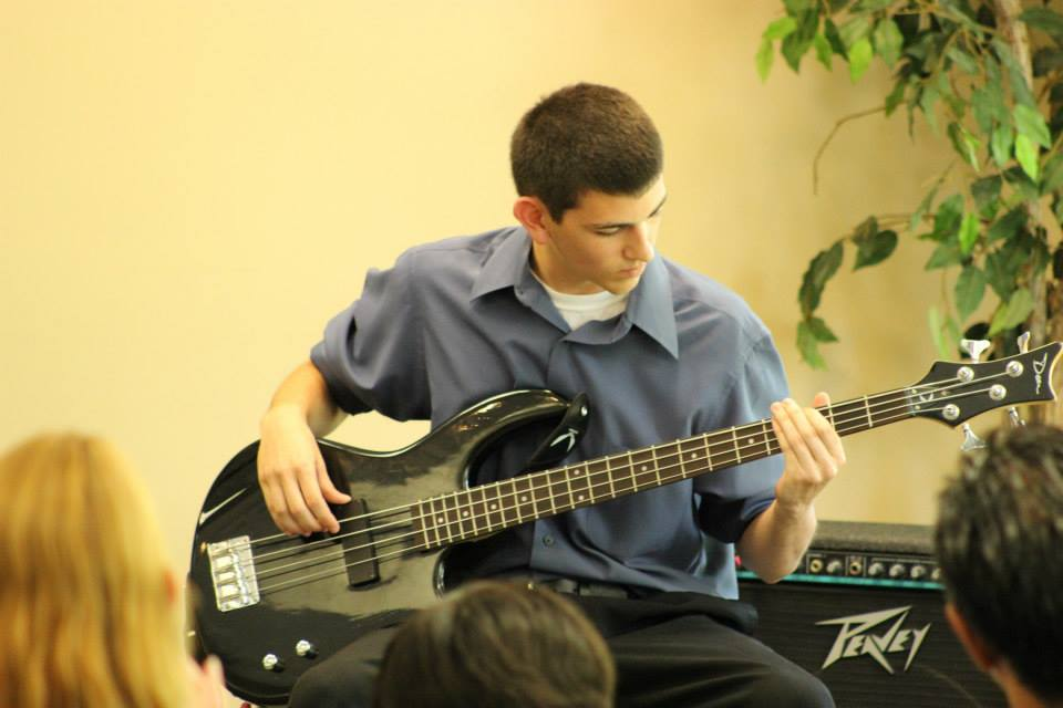 Bass Lessons for ages 7 & Up - Beach Blvd - $100/Month