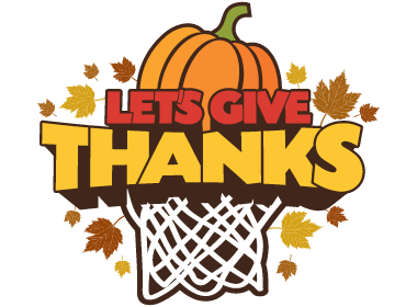 Let's Give Thanks