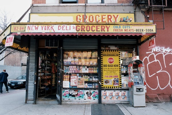 New York City Bodega