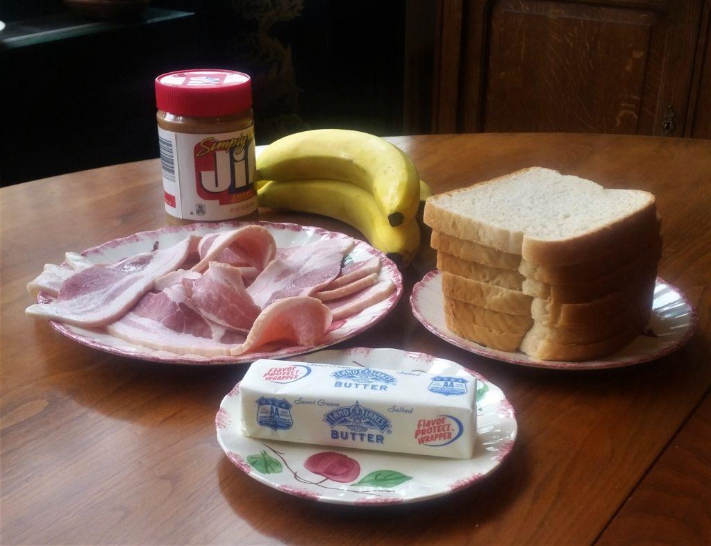 Elvis' Favorite Sandwich