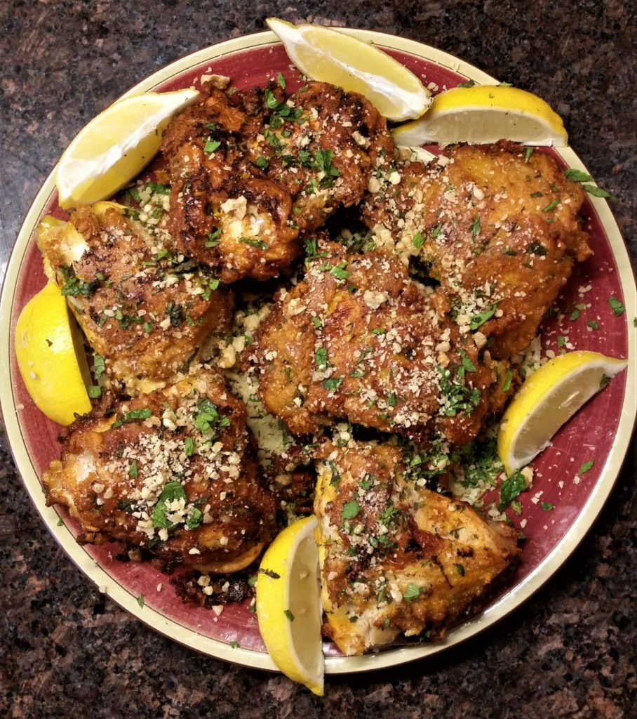 Persian Fried Chicken