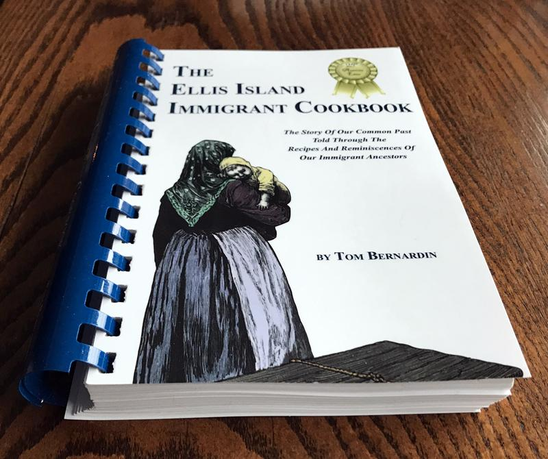 The Ellis Island Immigrant Cookbook