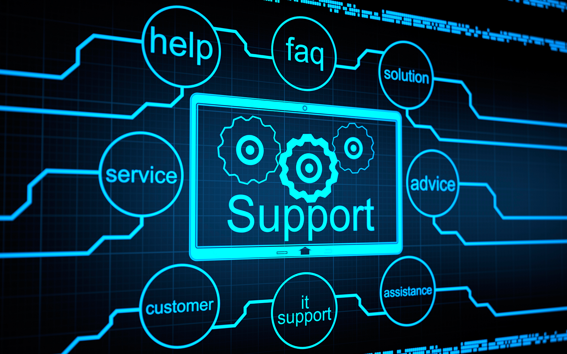 Corporate IT service support for Orange County Businesses image