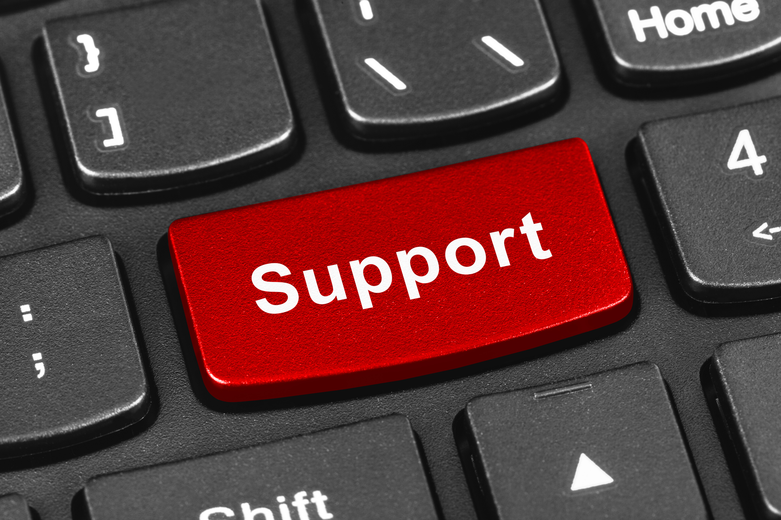 IT service support