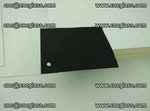 Black opaque EVA glass interlayer film for safety glazing (triplex glass) (22)