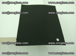 Black opaque EVA glass interlayer film for safety glazing (triplex glass) (3)