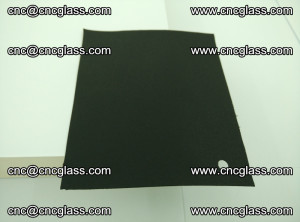 Black opaque EVA glass interlayer film for safety glazing (triplex glass) (4)