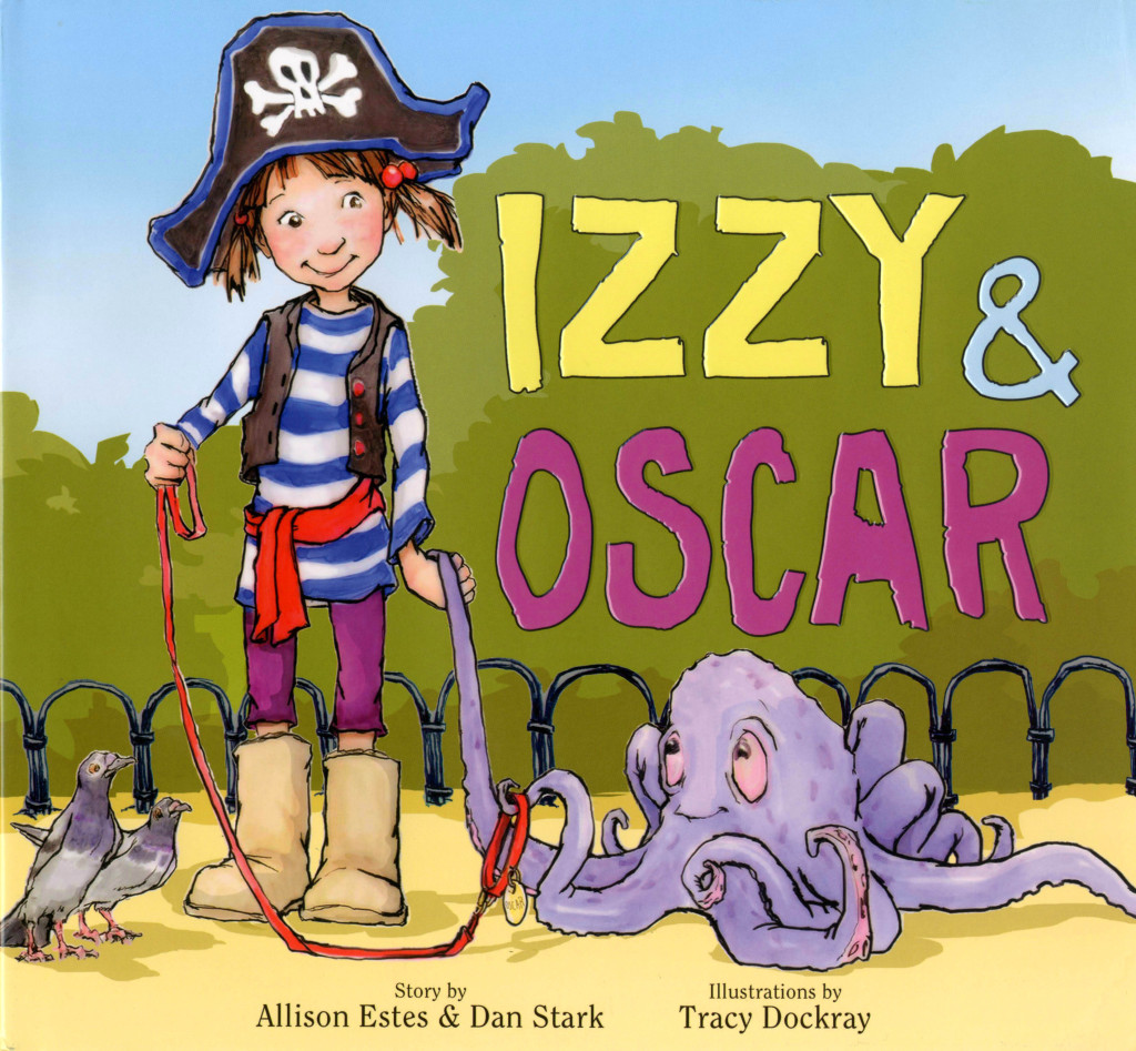 Izzy and Oscar cover