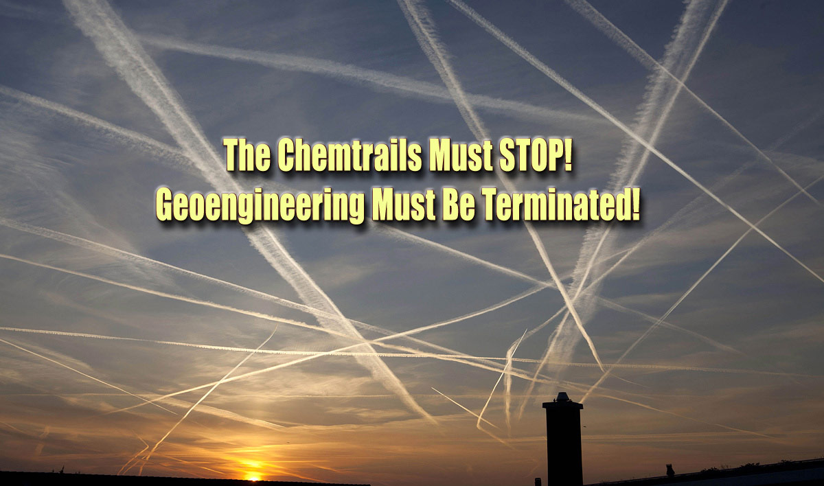 BAN Geoengineering And Chemtrails –> Globally