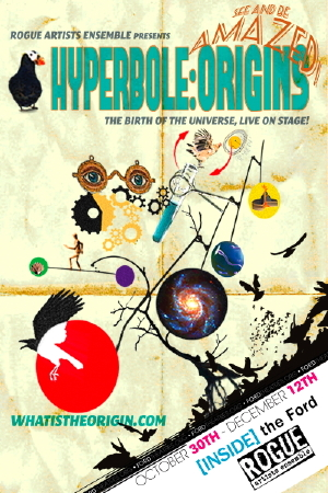"""Two RIM tracks selected for the upcoming """"Hyperbole: origins"""" theatrical event"""