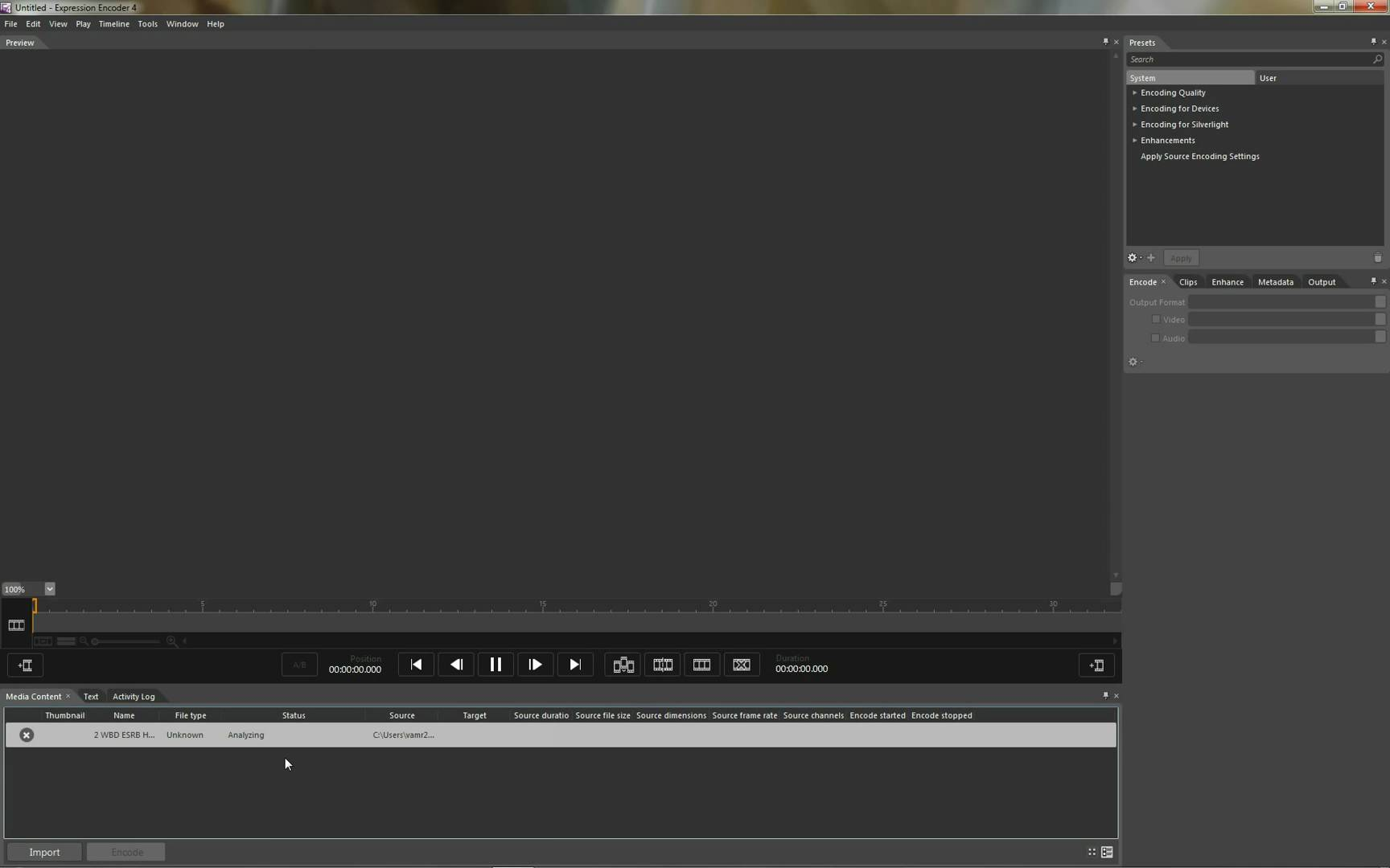 """5.1 wmv's from 5.1 quicktime's """"how-to"""""""