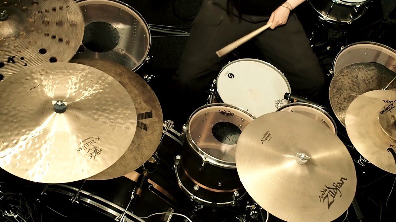 Stick vs Cymbal stack (Tracking F-up)