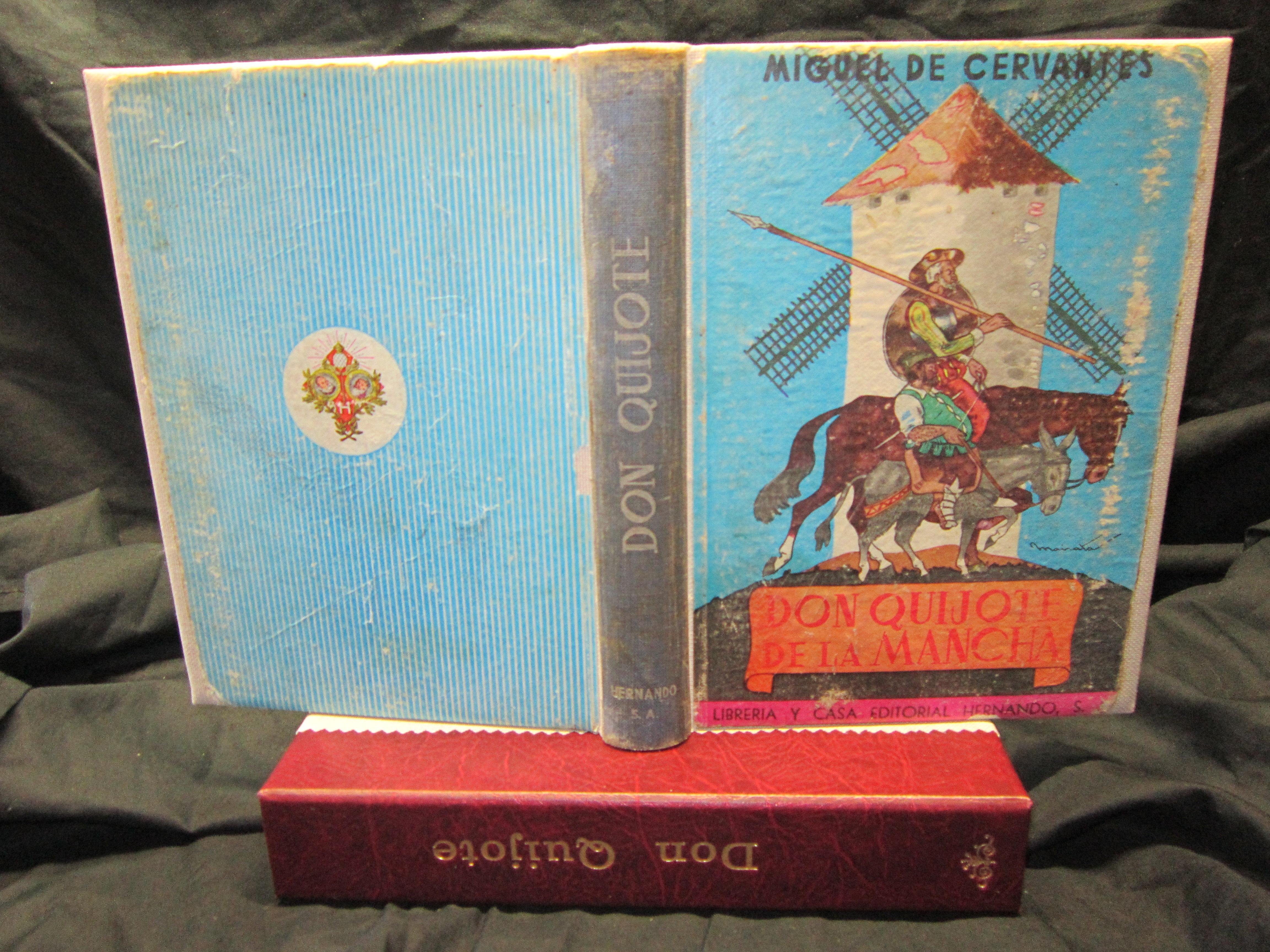 Don Quijote (edición escolar)