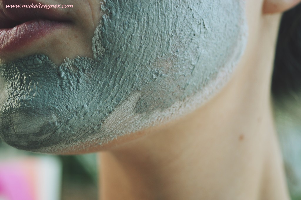 Seaweed Ionic Clay Mask
