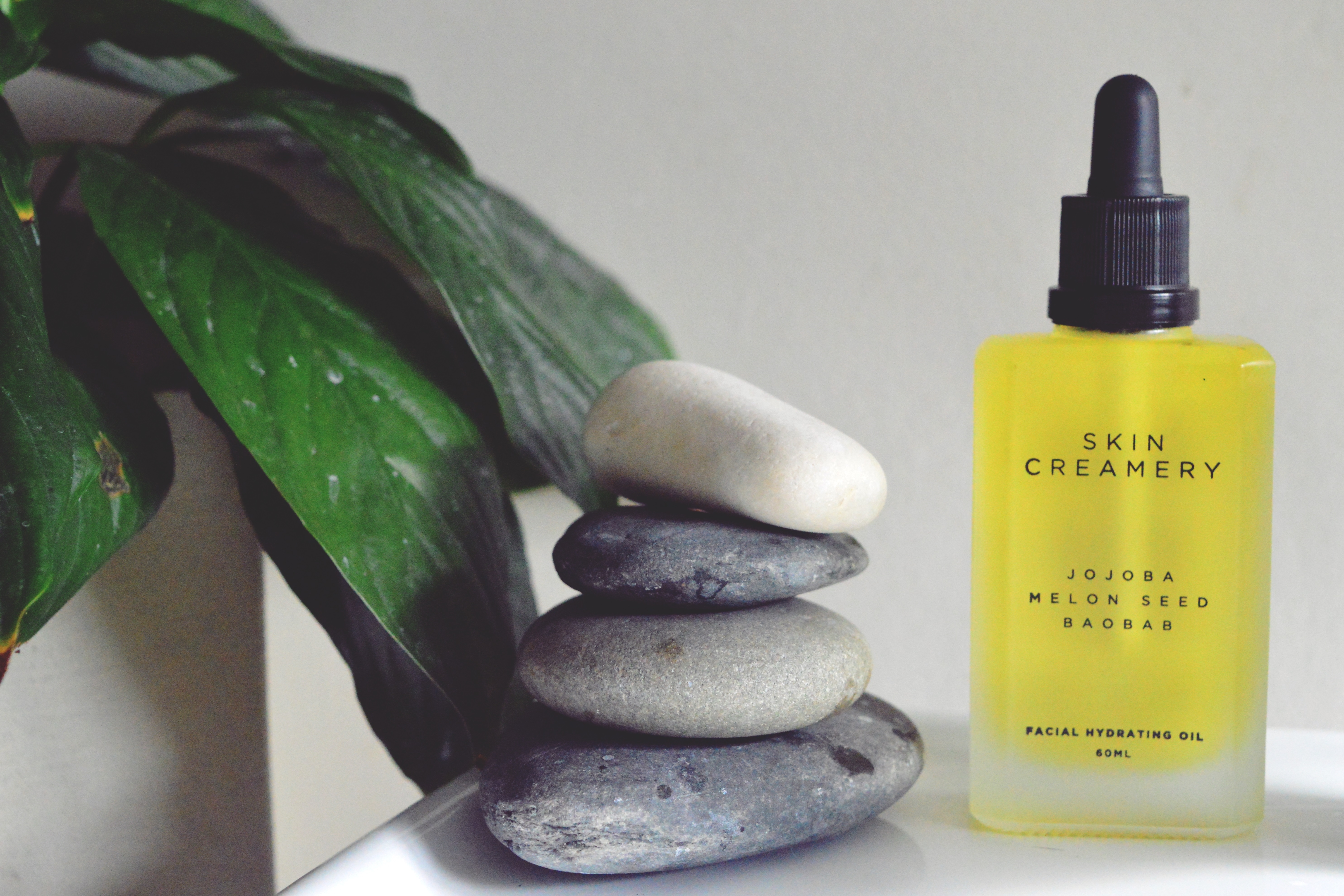 Facial Hydrating Oil by Skin Creamery {REVIEW}