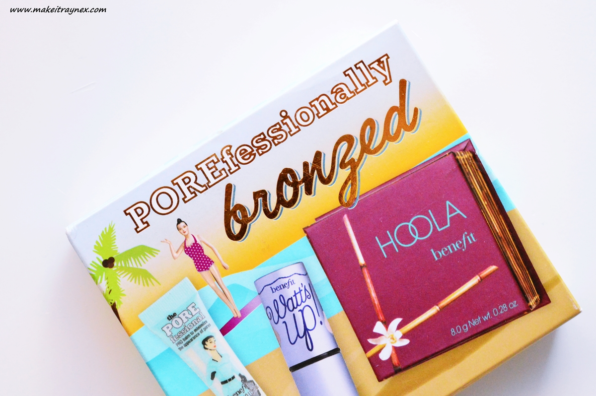 Porefessionally Bronzed Kit from Benefit {REVIEW}