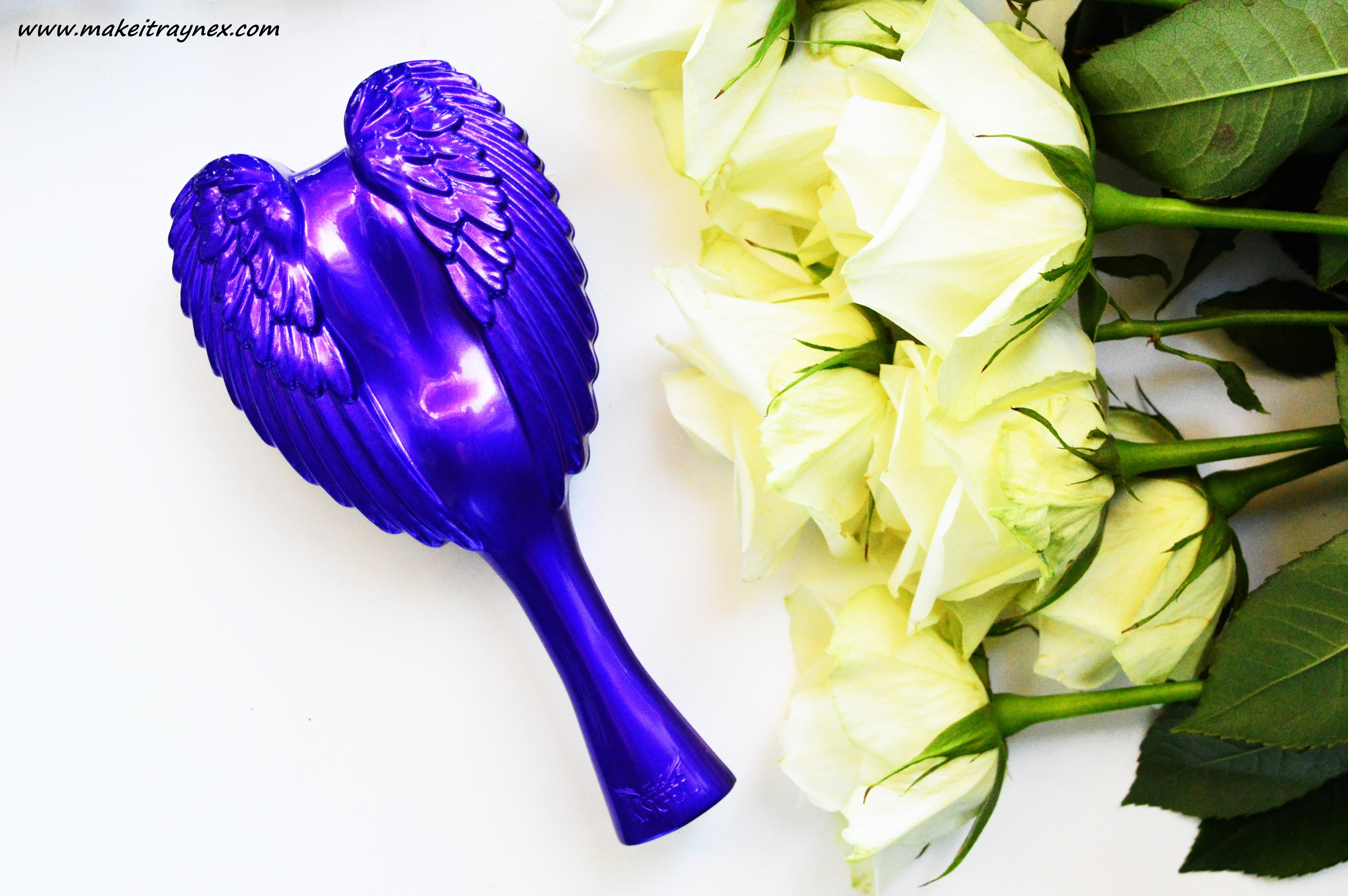 Tangle Angel in Pop Purple! {REVIEW}