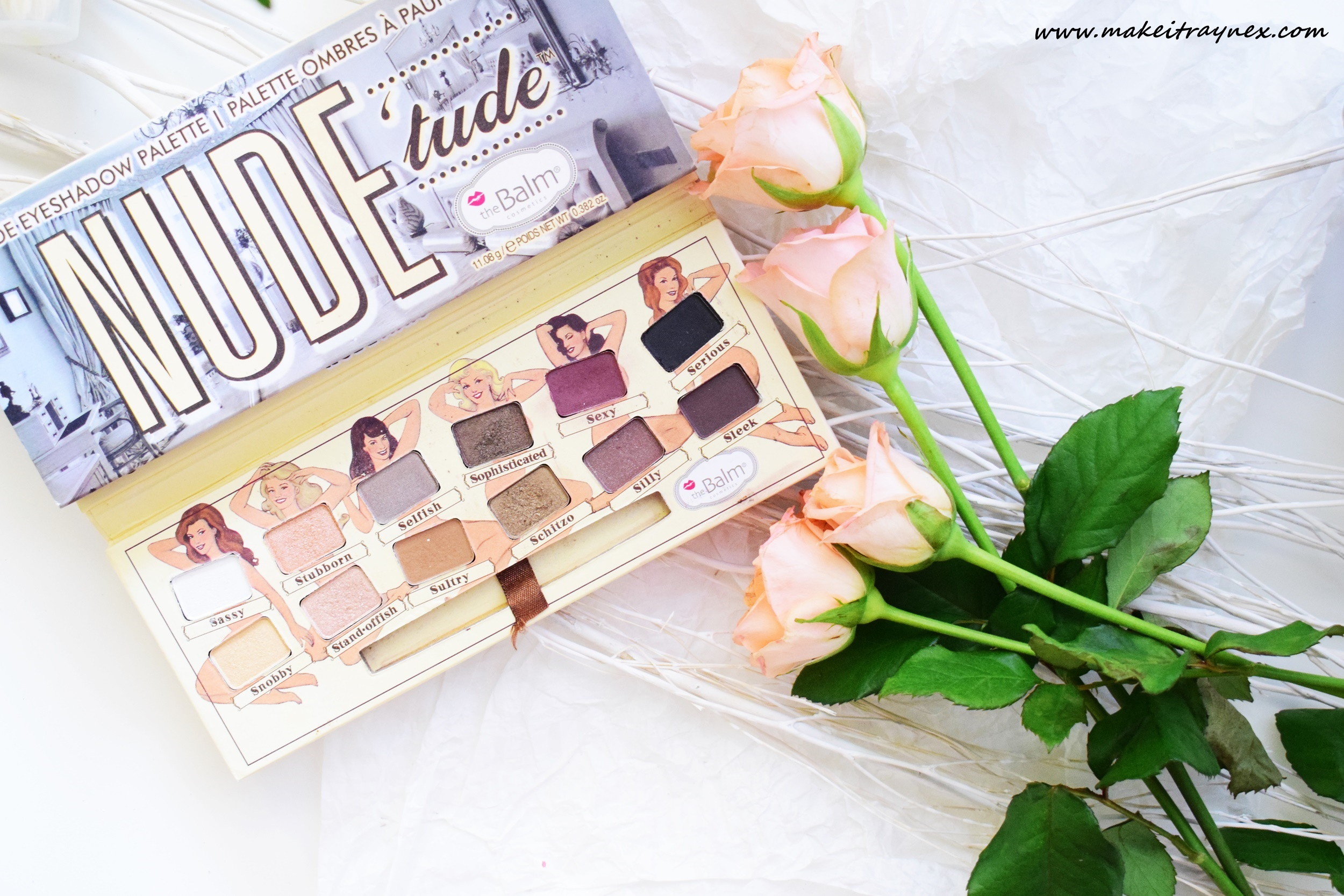 Nude 'Tude Palette by The Balm {REVIEW}