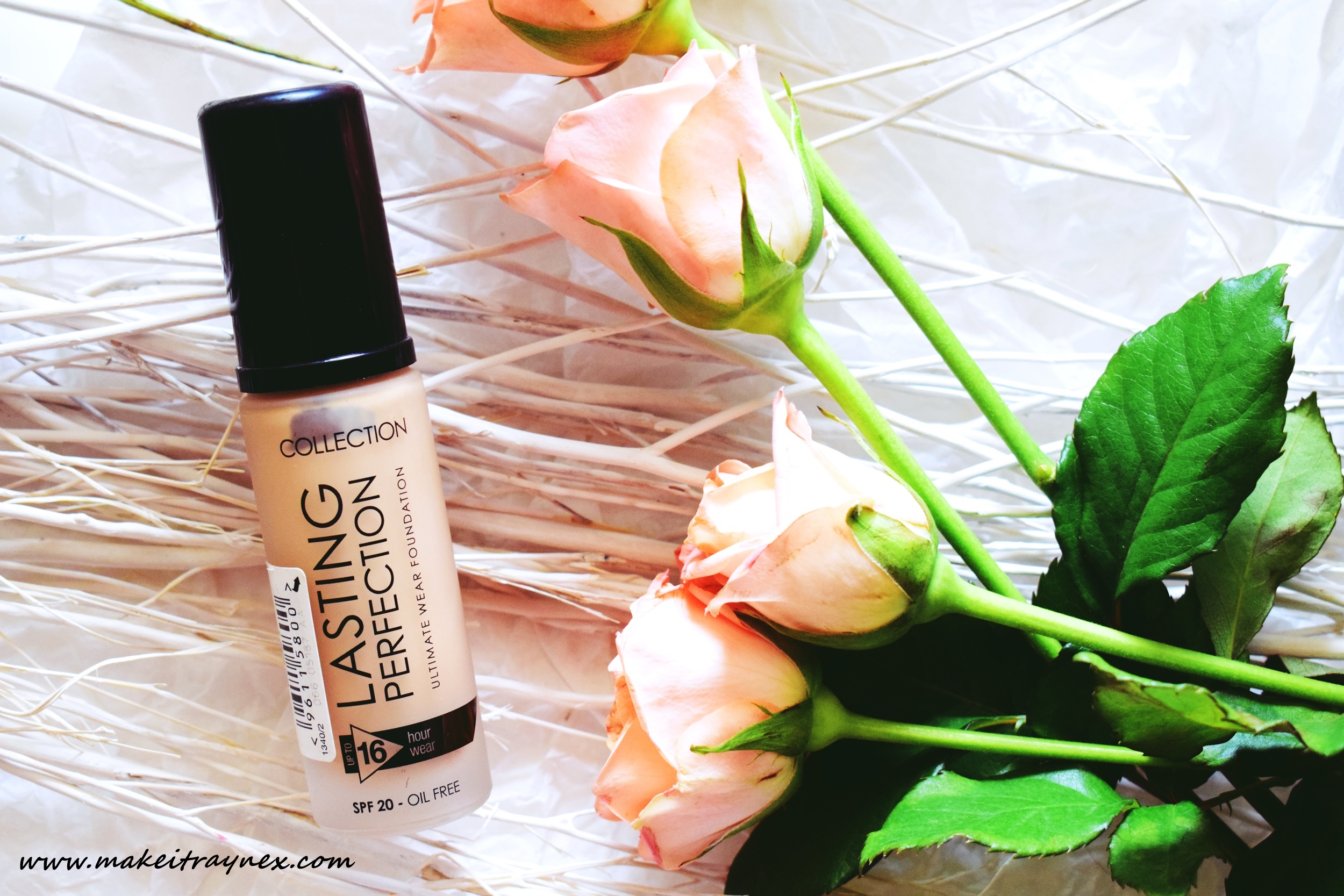 Lasting Perfection Ultimate Wear Foundation by Collection {REVIEW}
