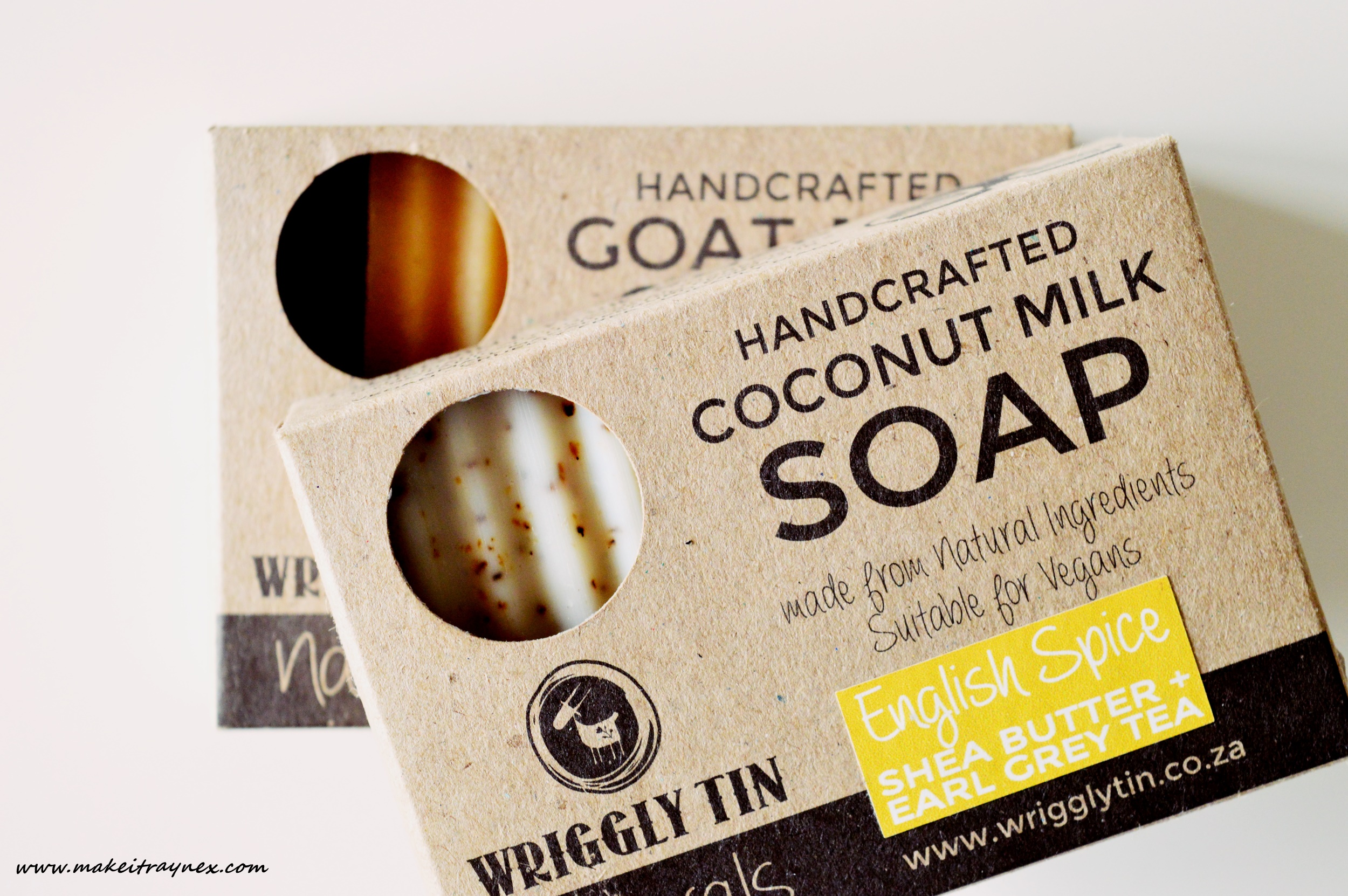 Wriggly Tin Naturals – soaps… but not as you know them! {REVIEW}