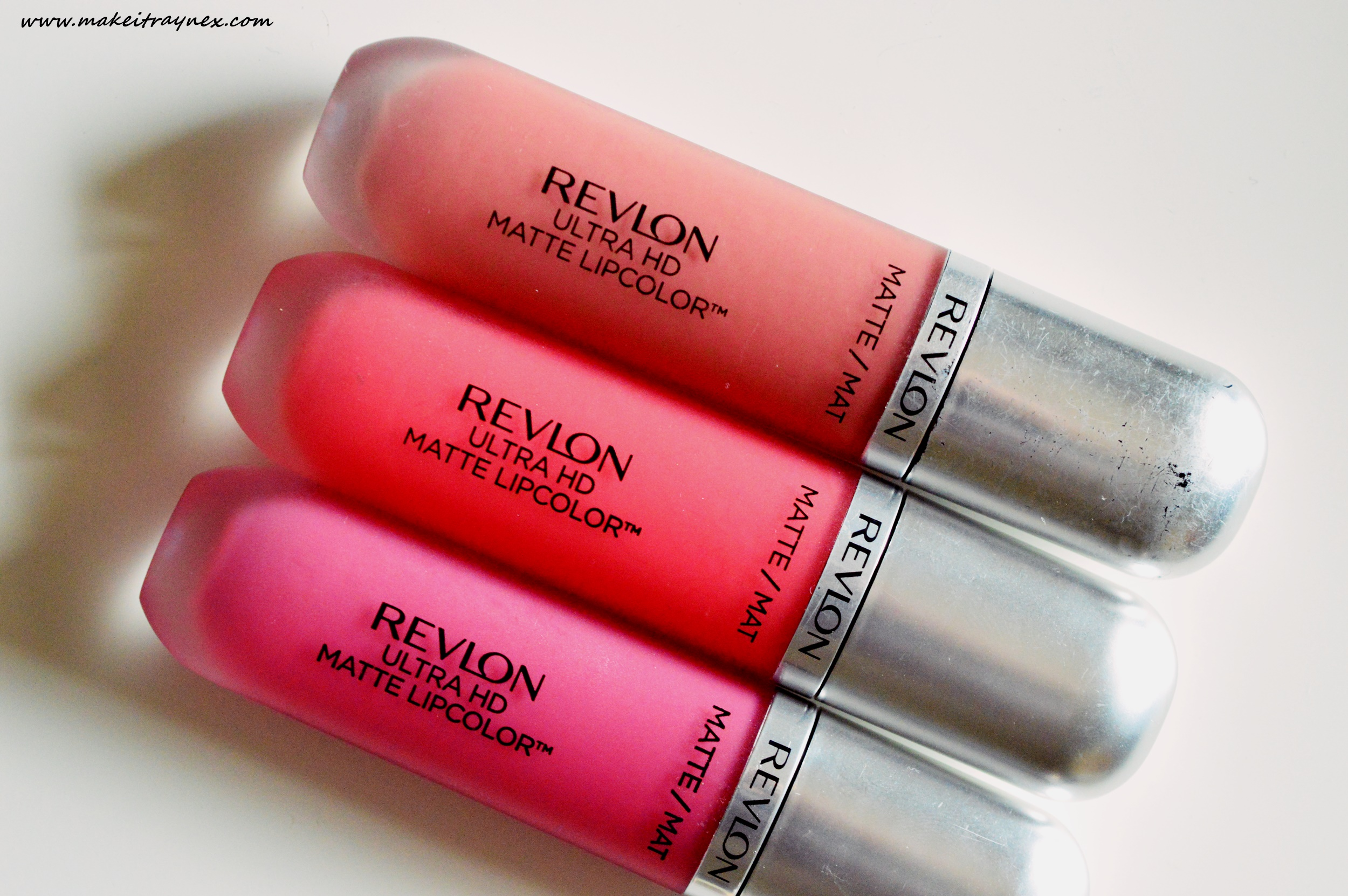 My ultimate make-up picks from Revlon {SERIES}