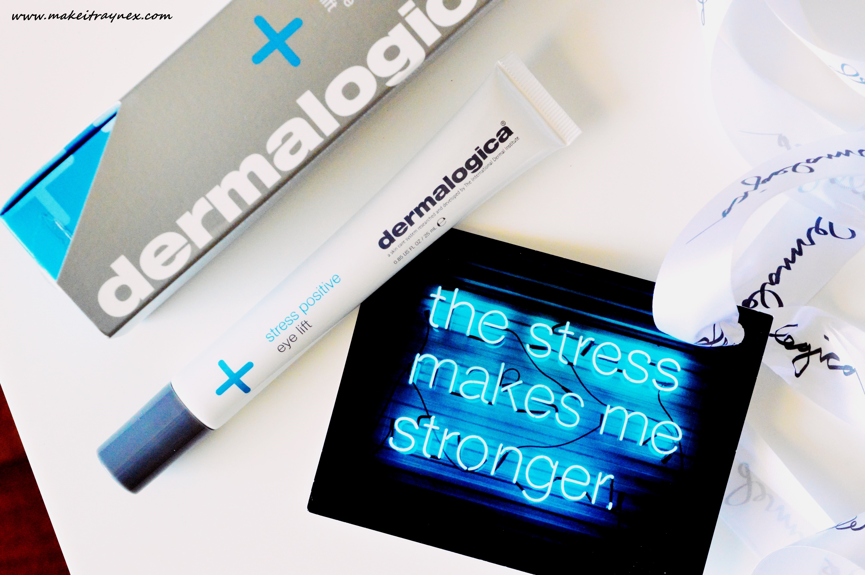 stress positive eye lift from dermalogica {REVIEW}