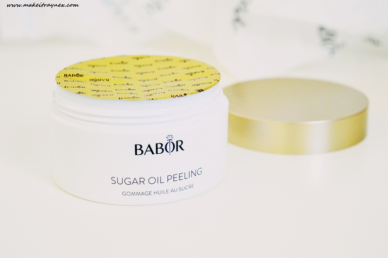 Cleansing Sugar Oil Scrub from BABOR {REVIEW}