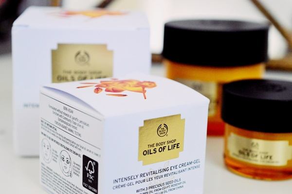 My top picks from the Oils of Life range from The Body Shop {REVIEW}