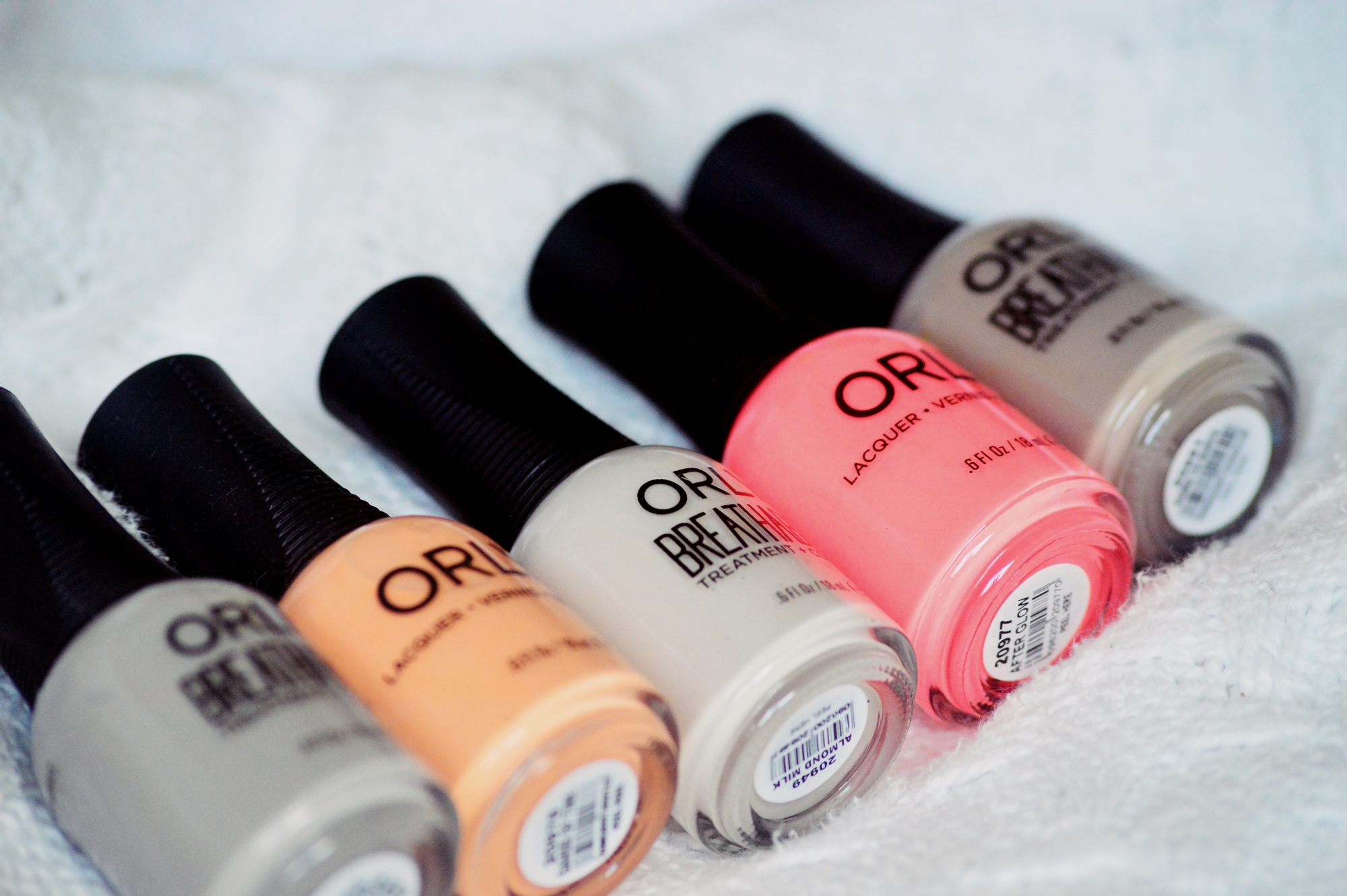 ORLY – My FAVOURITE nail polish brand of all time {REVIEW}