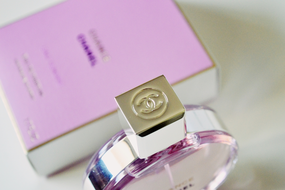 Introducing the brand new CHANCE EAU TENDRE {FRAGRANCE CHRONICLES}
